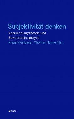 ebook: Subjektivität denken