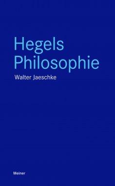 ebook: Hegels Philosophie