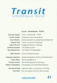 ebook: Transit 41. Europäische Revue