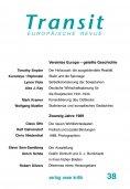 ebook: Transit 38. Europäische Revue