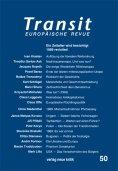 ebook: Transit 50. Europäische Revue