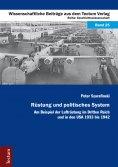 eBook: Rüstung und politisches System