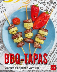 eBook: BBQ-Tapas
