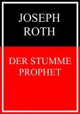 eBook: Der stumme Prophet
