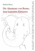 ebook: Die Geschichte von Benno, dem malenden Elefanten