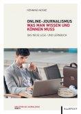eBook: Online-Journalismus
