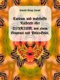 ebook: Curieuse und wahrhaffte Nachricht oder DIARIUM, von einem Gespenst und Polter-Geist. [1722]