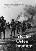eBook: Als der Osten brannte