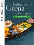 ebook: Kulinarische Grenzerfahrungen