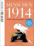 ebook: Menschen 1914
