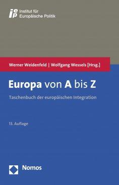 eBook: Europa von A bis Z