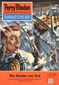 eBook: Perry Rhodan 16: Die Geister von Gol (Heftroman)