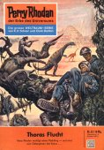 eBook: Perry Rhodan 22: Thoras Flucht (Heftroman)