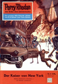 ebook: Perry Rhodan 31: Der Kaiser von New York