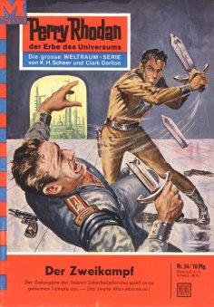 eBook: Perry Rhodan 54: Der Zweikampf