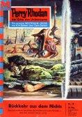 eBook: Perry Rhodan 59: Rückkehr aus dem Nichts (Heftroman)