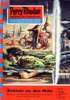 eBook: Perry Rhodan 59: Rückkehr aus dem Nichts