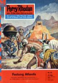 eBook: Perry Rhodan 60: Festung Atlantis (Heftroman)