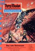 eBook: Perry Rhodan 75: Das rote Universum (Heftroman)