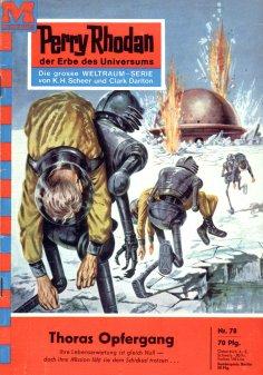 eBook: Perry Rhodan 78: Thoras Opfergang