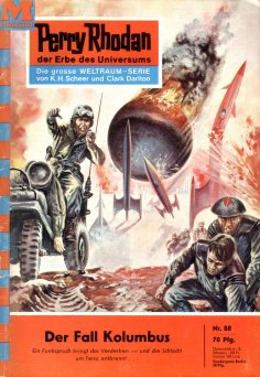 eBook: Perry Rhodan 88: Der Fall Kolumbus