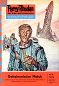 eBook: Perry Rhodan 92: Geheimmission Moluk (Heftroman)