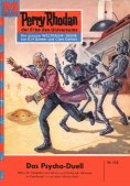 eBook: Perry Rhodan 124: Das Psycho-Duell