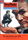 eBook: Perry Rhodan 150: Die Spezialisten der USO (Heftroman)