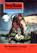 eBook: Perry Rhodan 194: Die heimliche Invasion (Heftroman)