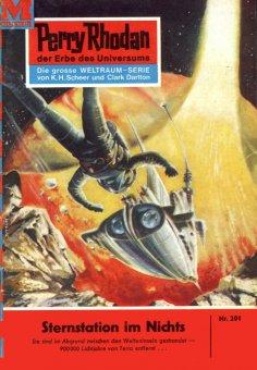 ebook: Perry Rhodan 201: Sternstation im Nichts