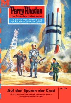 ebook: Perry Rhodan 210: Auf den Spuren der CREST