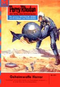 eBook: Perry Rhodan 211: Geheimwaffe Horror