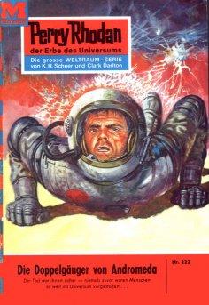 eBook: Perry Rhodan 222: Die Doppelgänger von Andromeda