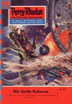 eBook: Perry Rhodan 223: Die fünfte Kolonne