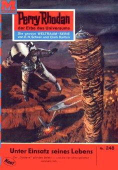 eBook: Perry Rhodan 248: Unter Einsatz seines Lebens...