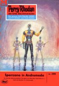eBook: Perry Rhodan 255: Sperrzone Andromeda