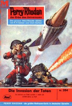 eBook: Perry Rhodan 264: Die Invasion der Toten