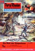 eBook: Perry Rhodan 271: Die Welt der Körperlosen