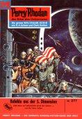 ebook: Perry Rhodan 277: Befehle aus der 5. Dimesion