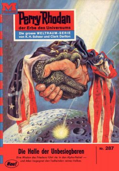 eBook: Perry Rhodan 287: Die Halle der Unbesiegbaren