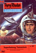ebook: Perry Rhodan 297: Superfestung Tamanium
