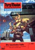 eBook: Perry Rhodan 348: Die kosmische Falle