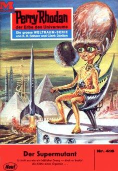 ebook: Perry Rhodan 416: Der Supermutant