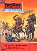 ebook: Perry Rhodan 425: Die Attacke der Zentauren