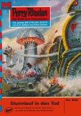 eBook: Perry Rhodan 518: Sturmlauf in den Tod