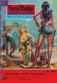 eBook: Perry Rhodan 529: Die letzten Tage der Amazonen
