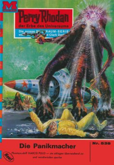 eBook: Perry Rhodan 538: Die Panikmacher