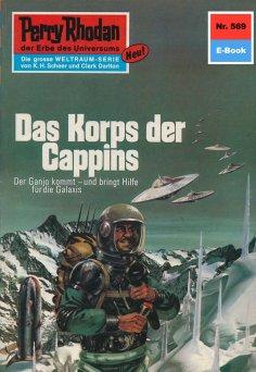 eBook: Perry Rhodan 569: Das Korps der Cappins