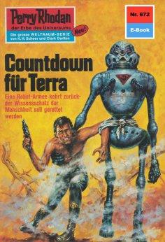eBook: Perry Rhodan 672: Countdown für Terra