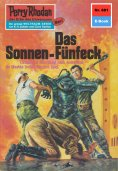 ebook: Perry Rhodan 681: Das Sonnen-Fünfeck